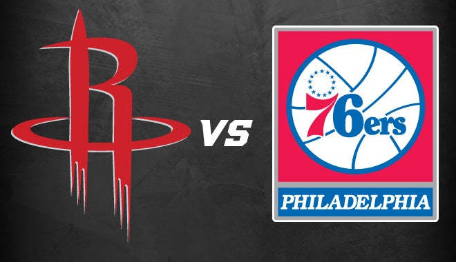 76ers vs rockets - photo #1