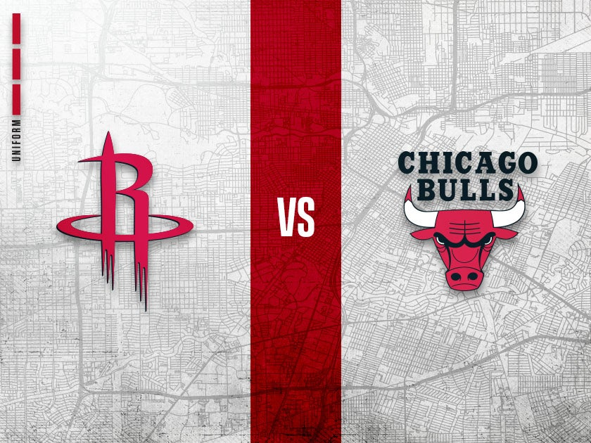 More Info for Houston Rockets vs. Chicago Bulls