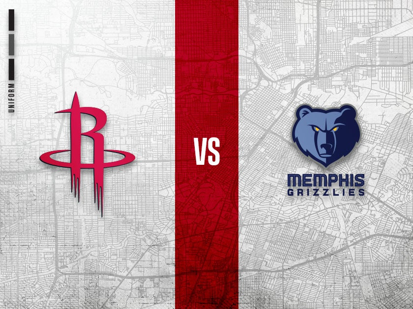 More Info for Houston Rockets vs. Memphis Grizzlies