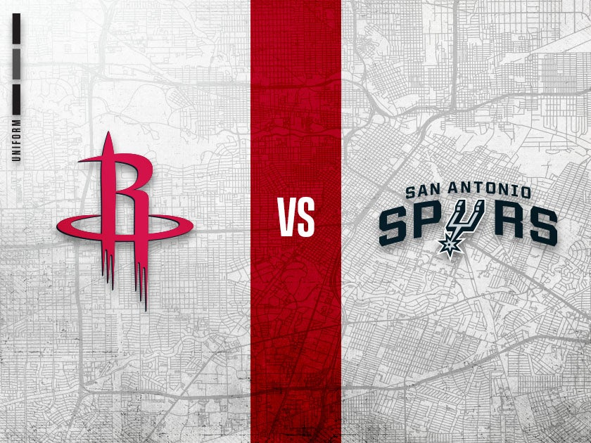 More Info for Houston Rockets vs. San Antonio Spurs