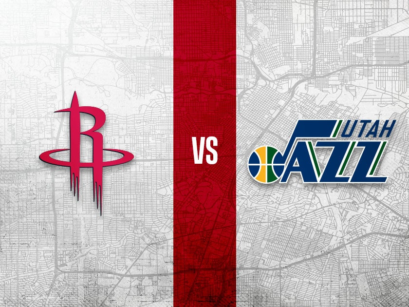 More Info for Houston Rockets vs. Utah Jazz