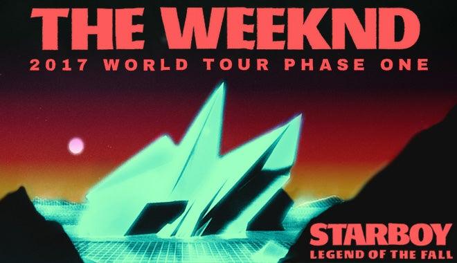 The Weeknd Starboy Tour Ticket Prices