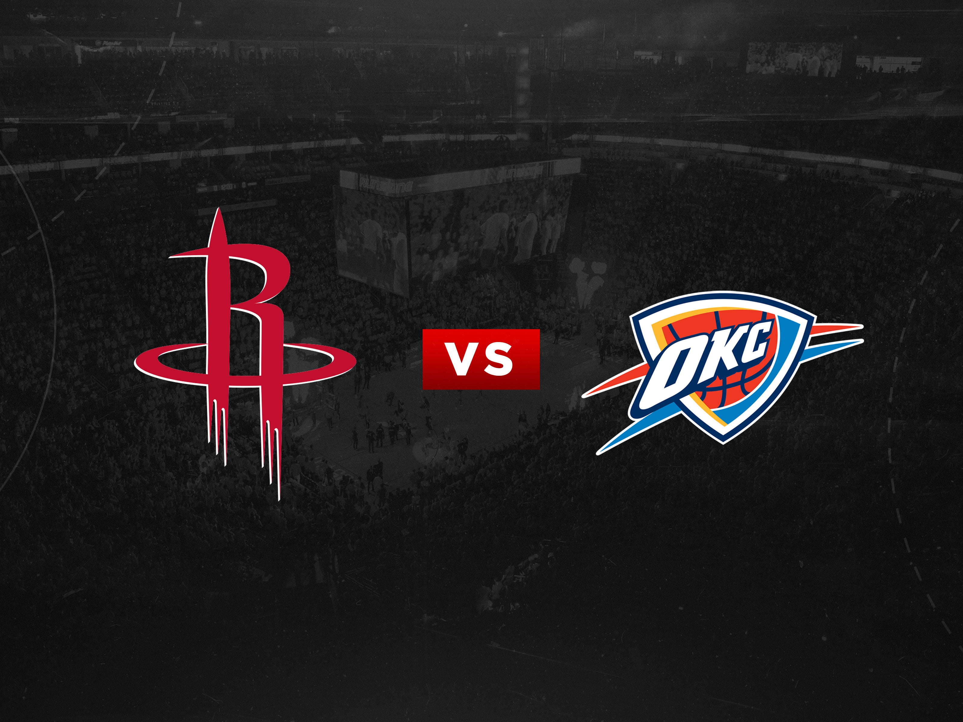 More Info for Houston Rockets vs. Oklahoma City Thunder