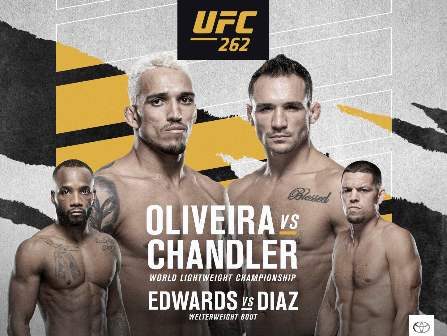 More Info for UFC 262