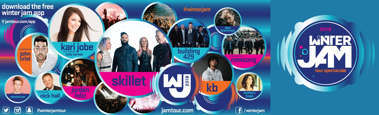 Winter jam coupon code 2018