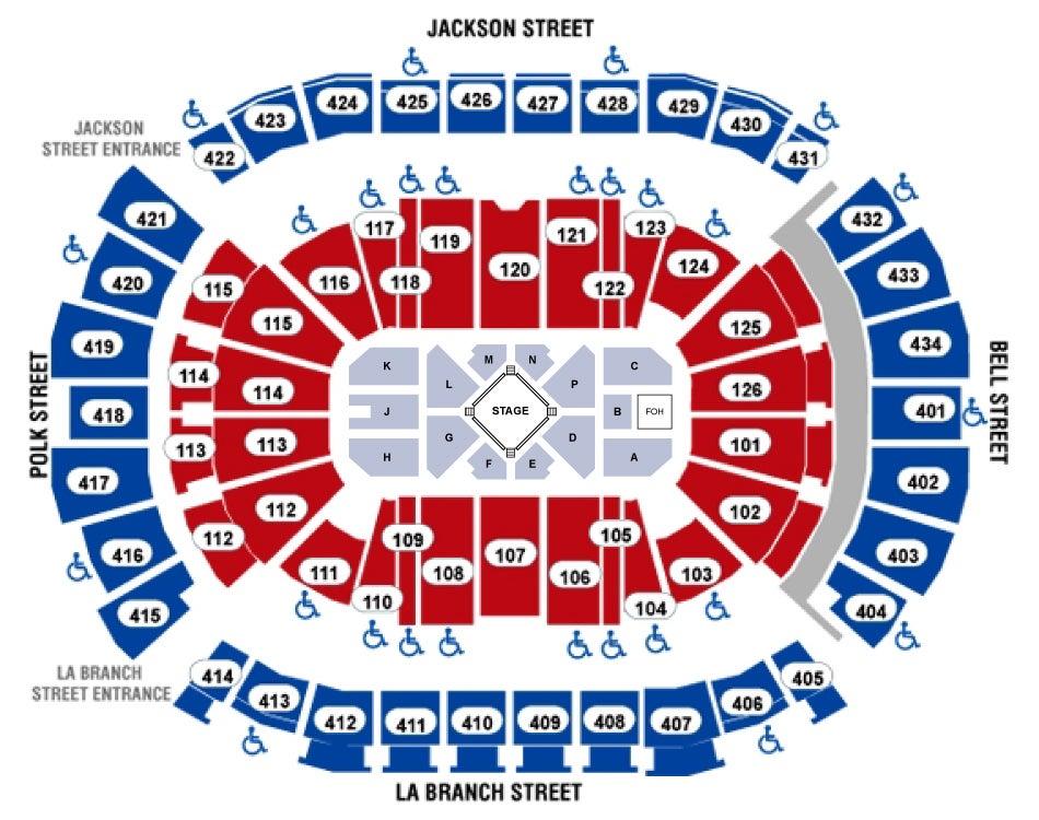 Ppl Center Seating Chart